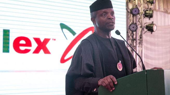 Osinbajo breaks silence on $1bn insurgency fund