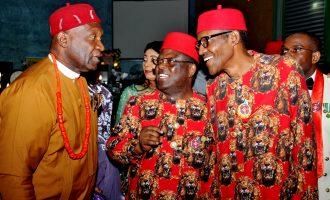 Ohanaeze: FG punishing the Igbo with fuel scarcity