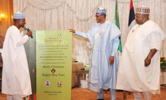 Buhari: I thought I was 74 but was told I'm 75