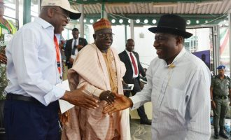 Jonathan: PDP has never deceived Nigerians… it's the only stable party