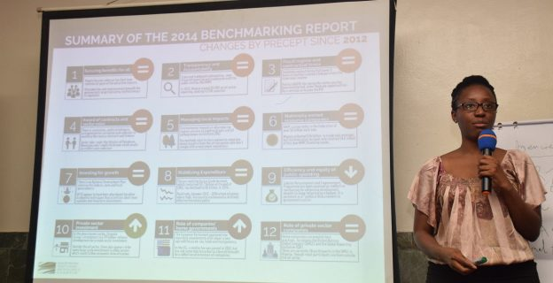 Cable Foundation trains journalists on oil and gas reporting