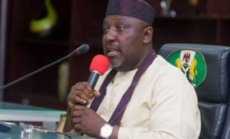 Okorocha: My son-in-law has what it takes to succeed me