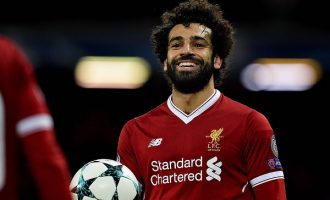 Salah returns to Roma for Champions League semi-final