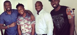 Peter Okoye signs new artiste to PClassic Records