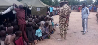 How 14-year-old who fled Boko Haram was 'serially raped by soldiers'