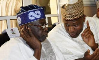 'You are a rare breed' — Dogara celebrates Tinubu