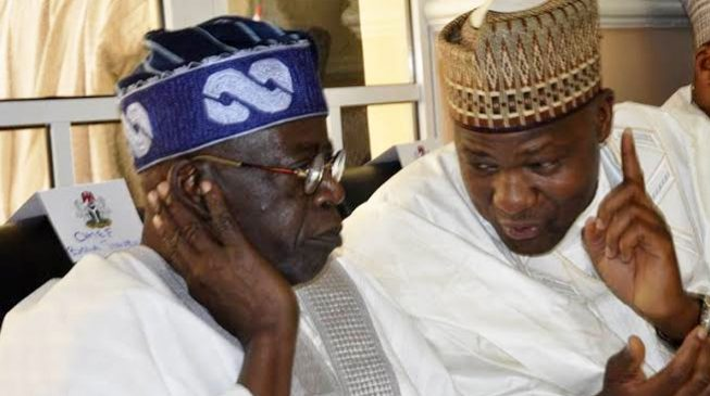EXCLUSIVE: How Tinubu, inside his bedroom, asked Dogara to step down for Gbajabiamila
