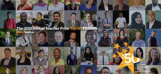 Two Nigerians shortlisted for $1m global teacher prize
