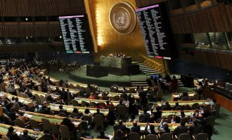 UN votes: Nigeria joins 127 countries to reject Trump's decision on Jerusalem
