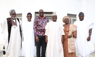 South-west govs take unified position on constitution amendment