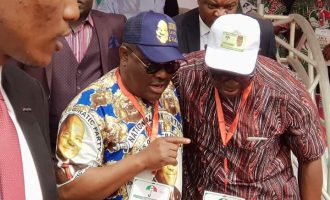 Rivers APC: PDP stakeholders refer to Wike as 'Port Harcourt ATM'