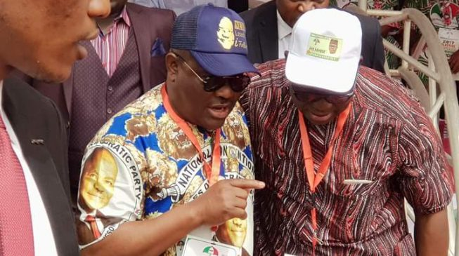 PDP congratulates Governor Nyesom Wike at 50