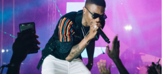 Wizkid knocks international awards for recognising Africans backstage
