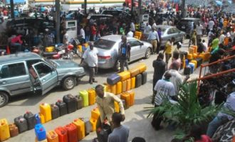 'Buhari's supporters should unfollow me' 'Petrol stations now collect gate fee' — social media boils over fuel scarcity