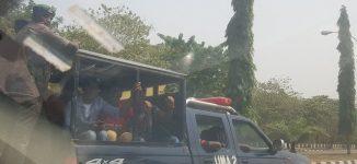 JUST IN: Police arrest BBOG members in Abuja