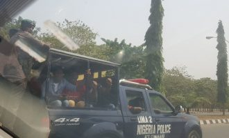 Police arrest BBOG members in Abuja