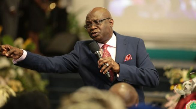 VIDEO: I will be running for president, says Tunde Bakare