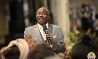Buhari's government has failed, says Bakare