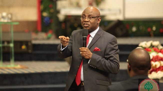 Bakare: I can't comprehend what Buhari was doing at the Kano wedding with 110 girls missing