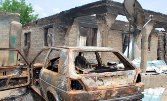Four officers missing as 'herdsmen' open fire on police convoy in Benue