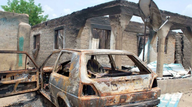Benue pogrom: Dancing on victims' graves