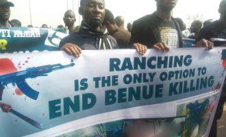 Benue massacre and Buhari's tragic silence