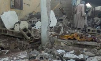 Teenage bomber kills father in Borno mosque (updated)