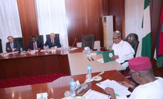 Buhari: I'll use extra oil income to boost infrastructure