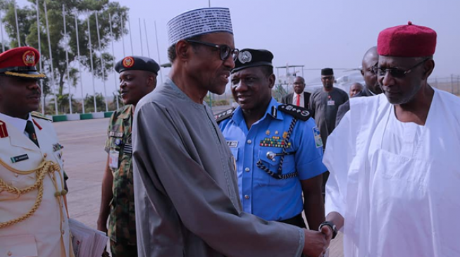 Security: Buhari to visit Yobe, Benue, 3 other troubled states
