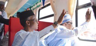 FACT CHECK: Whose 'handiwork' is Kaduna-Abuja rail? Obasanjo or Jonathan?