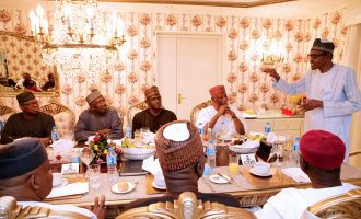 I'm not in a hurry to do anything, says Buhari