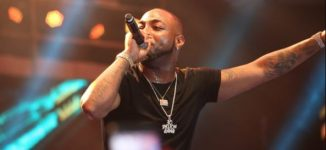 Davido pays for surgery of airport worker