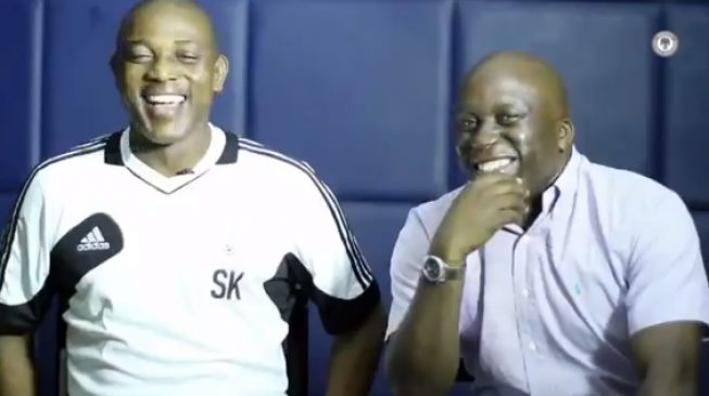 FLASHBACK: When Deji Tinubu asked Keshi to choose between trophies and money (video)