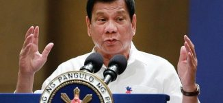 Philippines' president asks military to shoot him if he extends his tenure