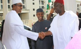 Ekweremadu to Buhari: Act like Jonathan… concede if you lose in 2019