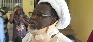 Shi'tes cry out: El-Zakzaky will go blind except something drastic is done