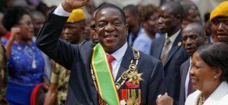 Mnangagwa elected Zimbabwe's president