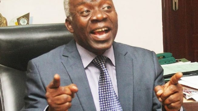 Falana: Africa's education syllabus still in colonial era