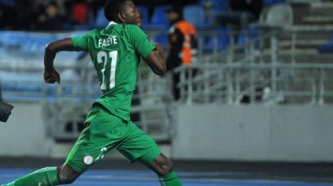 CHAN Faleye's late strike helps Nigeria edge Libya