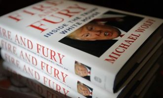'Fire and Fury', controversial book about Trump, to become TV series