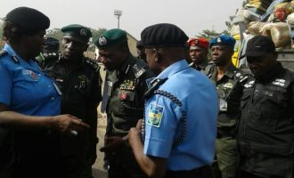 IGP kicks against military option in Benue, says his men are on ground