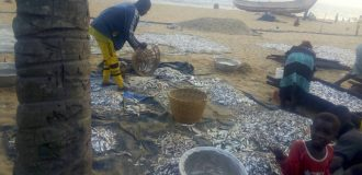 How oil spills 'lubricate' migration from Nigeria