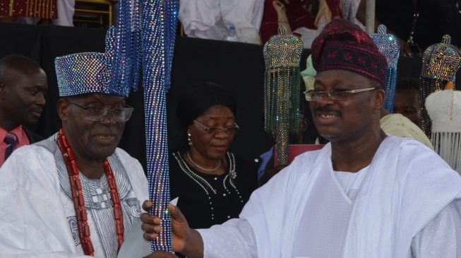 Court to Ajimobi: You have no right to instal 21 new Obas