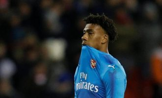 Iwobi on Arsenal's poor run: We have to do better in defence and attack