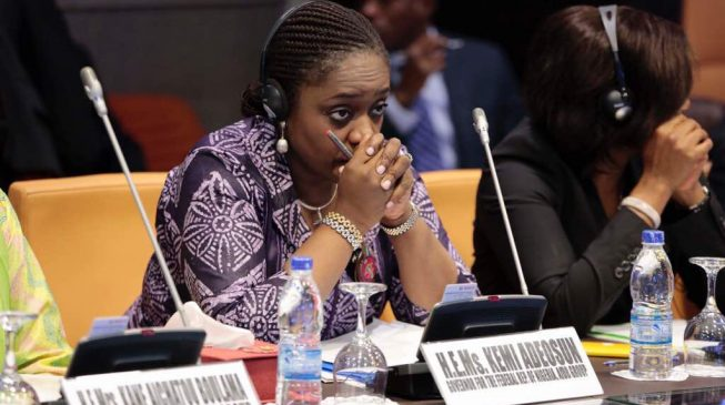 Adeosun to address UN conference on tax, revenue leakages