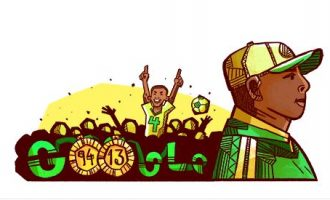 Keshi honoured with Google doodle on posthumous birthday