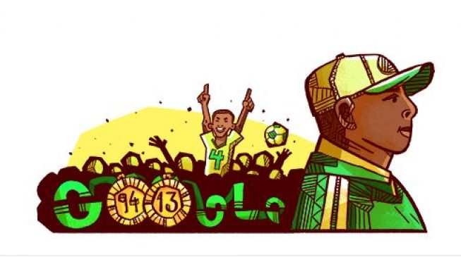 Google honours late Nigerian football Icon Stephen Keshi