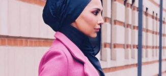 First hijab-wearing model in a hair campaign resigns over 'anti-Israel tweets'