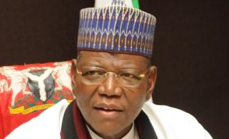 There's massive corruption at Aso Rock, says Lamido