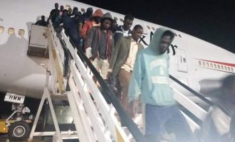 Many Nigerians are still being imprisoned in Libya, says returnee